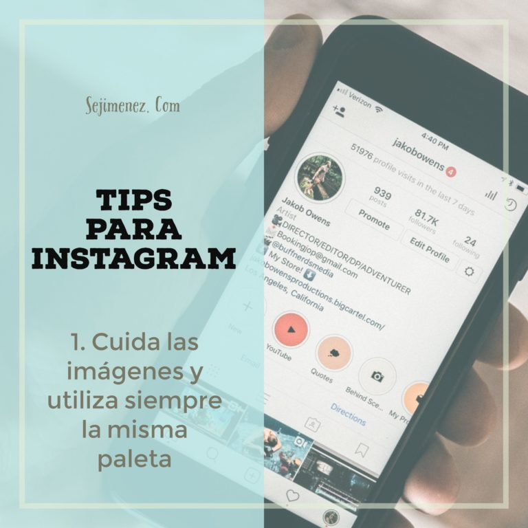 Tips para emprendedoras en instagram