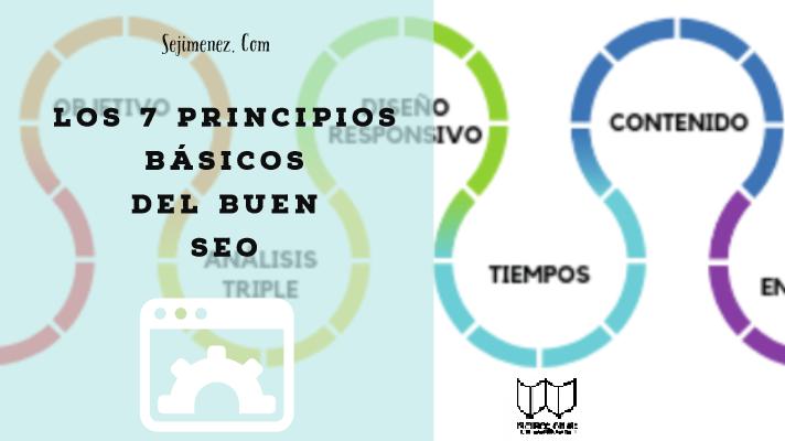 Los 7 Principios Básicos del buen SEO