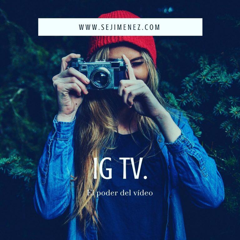 Hola IGTV – Instagram Televisión