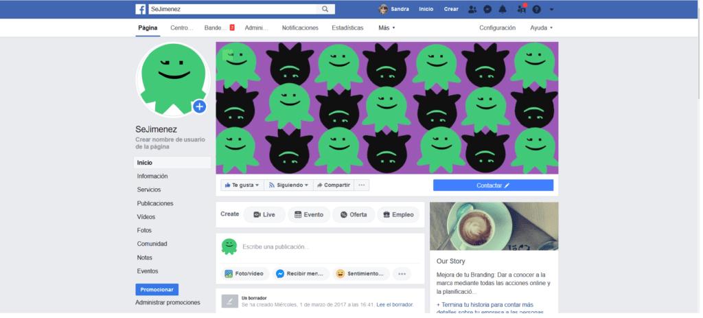 Programar post en Instagram desde Creator Studio de Facebook