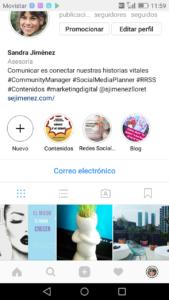 stories en instagram para tu negocio