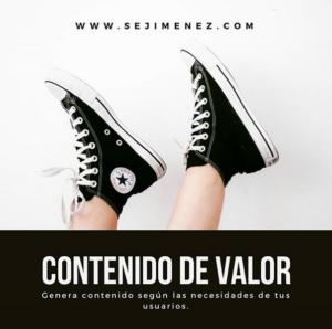 contenido de valor para redes sociales
