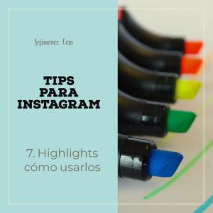 historias destacadas en instagram como crearlas
